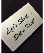 Silver Life's Short Stitch Fast Bead needle bea... - $14.40