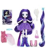 My Little Pony Equestria Girls Rarity Doll Doll with Fashions 5+ - $436,02 MXN