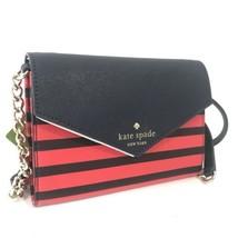 Kate Spade pwru4234 Fairmount Square Monday Leather Crossbody Bag Women ... - £92.07 GBP