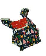 Wondershop Pet Dog Pajamas Size L Christmas Animal Theme Soft Lightweigh... - $10.93