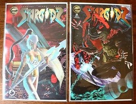 Stargodz #1-2 Set /Dean Zachary/Scott Clark (1998 Antarctic Press) Comic... - $14.50