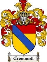 Cromnvell Family Crest / Coat of Arms JPG or PDF Image Download - $6.99