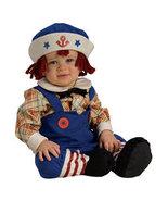 Raggamuffin Sailor Halloween Costume Size 1-2 Years - $26.00