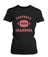 Football Grandma Graphic Shirts Cute Christmas Gifts Ideas for Grandmother - $14.99+