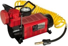 Portable Air Compressor - High Volume Car Truck Inflator - Powerful Infl... - $87.44