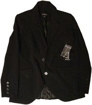 Women's Casual Classic Career Blazer Color Black Size 6 - $20.57