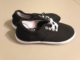 Garanimals Girls shoes Size 11 Black NWOB - $11.75