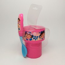 Children's Cup Ice Cream Dora A Set Of Two! - $8.00