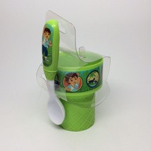Children's Cup Ice Cream Diego A Set Of Two! - $8.00