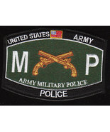 US Army Military Police MP Patch - $9.99