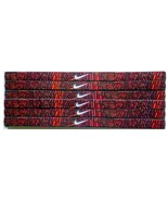Nike Unisex Running All Sports Red Printed Design Headband New - $6.50