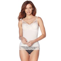 Rhonda Shear Pin Up Camisole in Light Nude, XL (630904) - $21.77