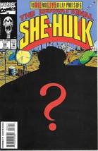 The Sensational She-Hulk Comic Book #56 Marvel Comics 1993 NEAR MINT NEW... - $2.99