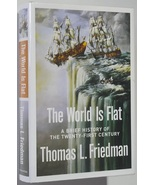 The World Is Flat: A Brief History of the Twenty-First Century (used har... - $16.00