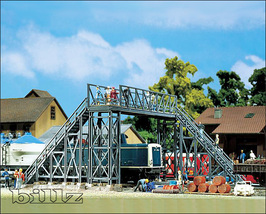 POLA HO 310565 - Railroad Pedestrian Bridge - KIT - $47.50