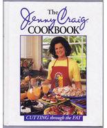 Jenny Craig Cookbook: Cutting Through the Fat Hardcover Book 1997 - $3.00
