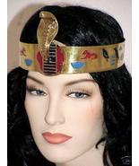 Egypt Halloween Costume Cleopatra Snake Crown Headband - $20.25