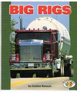 Big Rigs  - Pull Ahead Books - $2.00