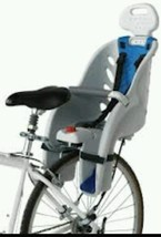 Bicycle Schwinn Baby Child Carrier Seat Carseat Toddler Bike Rear Rack Riding On - $100.97