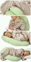 Relief Full Body Sleeper Pillow Pregant Mini Maternity Pregnancy Feeding... - £49.70 GBP