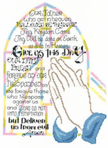 Praying Hands cross stitch chart Imaginating - $5.40