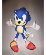 VTG Vintage SEGA Nanco Blue Sonic the Hedgehog Beanie Baby Plush Stuffed... - $39.99