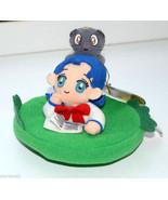 Sailor Mercury Sailor Moon Amy Ami Luna cat plush stuffed toy - $19.79
