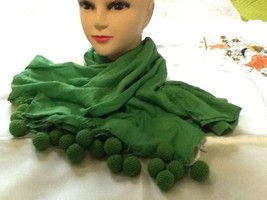Green old navy scarf , beach wrap , sarong -com... - $17.00