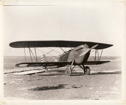 Curtiss-Wright Vintage Photograph XO-13 Bi-Plane - $32.71