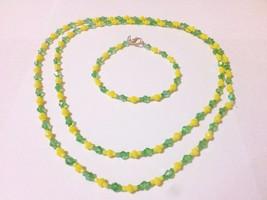 Luxury Swarovsky Glass Set of Ileke Idde Orula Consagrados,Necklace Ifa,... - $24.99+