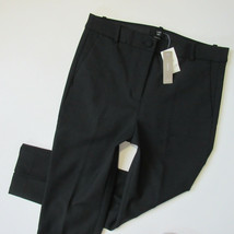NWT J.Crew 365 High Rise Cameron in Black Four Season Stretch Pants 10 - $51.99