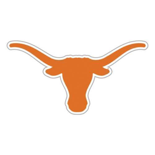 "TEXAS LONGHORNS *BIG* 12"" MAGNET for CAR AUTO FRIDGE REFRIGERATOR METAL NCAA"