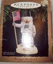 Hallmark -The Eagle Has Landed Christmas Ornament image 1