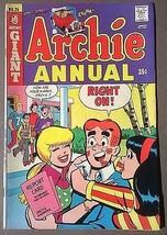 ARCHIE ANNUAL #26 (1974) Archie Comics Giant VG+/FINE- - $9.89