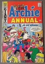 ARCHIE ANNUAL #23 (1971) Archie Comics Giant FINE- - $9.89