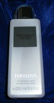 Victoria's Secret FABULOUS Fragrance Mist 8.4 fl.oz./250ml - $16.33