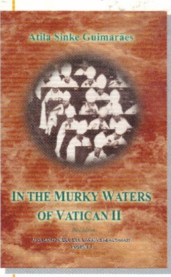 In the murky waters of vatican ii a 1