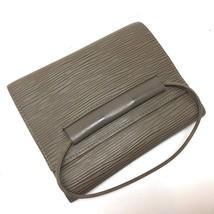 AUTHENTIC LOUIS VUITTON Epi Portefeuille - Elastic Triple fold Wallet M6... - $110.00