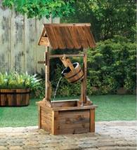 10018434 Cascading Fountains Wishing Well Fountain - $149.39