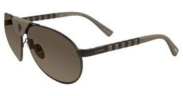 Nuevo Chopard Gafas de Sol SCHB33 531P Negro/Gris con / Marron Degradado - $284.23