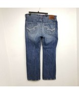 Big Star Mens Pioneer Jeans 38R Measures 39x33 Regular Bootcut Mid Rise  - $42.06
