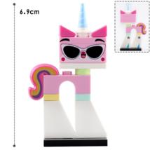 Disco Kitty Unikitty The Lego Movie Theme Minifigures Block Toy Gift New 2019 - $1.99