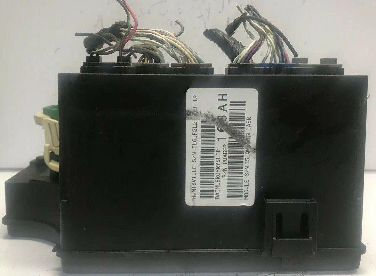 fuse box chrysler sebring 2007 tipm integrated power module    fuse       box       2007       chrysler     tipm integrated power module    fuse       box       2007       chrysler