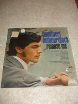 """Vintage Vinyl Record 12"""" LP ENGELBERT HUMPERDINCK RELEASE ME STEREO NM - $19.79"""