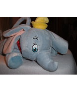 Dumbo Elephant Disney Cuddle 'N Carry Plush Purse Stuffed Toy 15 inches ... - $18.00