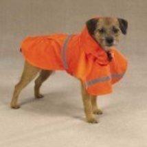 Guardian Gear Rain Jacket for Pets, Medium, Orange [Misc.] - $17.00