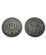 "Game of Thrones Iron Coin of the Faceless Man ""Valar Morghulis"", ""Valar ... - £9.85 GBP"