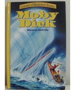 Childrens Book Moby Dick Herman Melville - $4.95