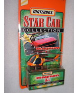 Matchbox Collection Magnum P.I. Helicopter in Original Packaging Toy 1998 - $8.00