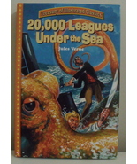 Childrens Book 20,000 Leagues Under the Sea Jules Verne - $4.95